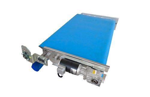Modello NPNastro per la pulizia del prodotto